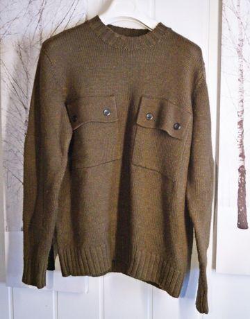 Sweter funkcyjny myśliwski BOXFRESH [M]