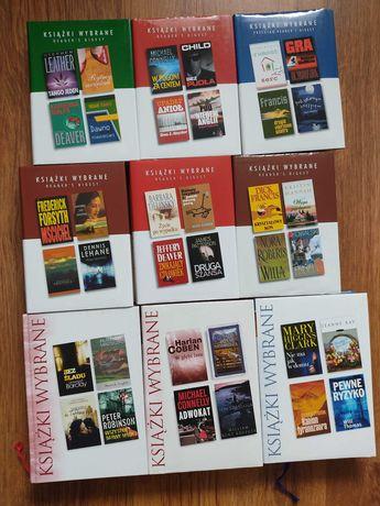 Różne książki do zakupu lub wymiany