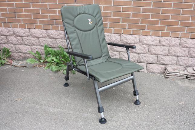 Кресло карповое F8R на 110кг Elektrostatyk F8R Польша Электростатик