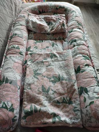 Kokon poduszka kołderka