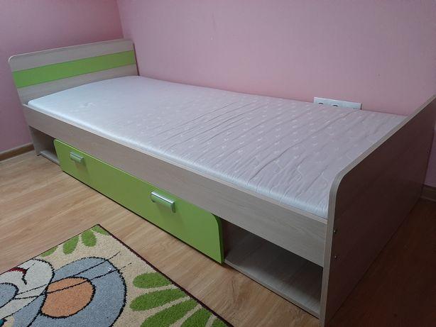Łóżko dla dziecka 85x200 + materac