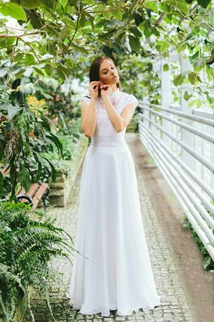 Suknia ślubna jose sposa boho