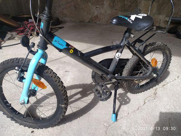 Bicicleta para criança como nova btwin Decathlon