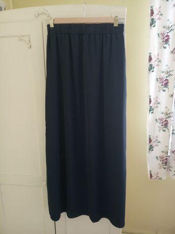 Długa spódnica lekka zwiewna