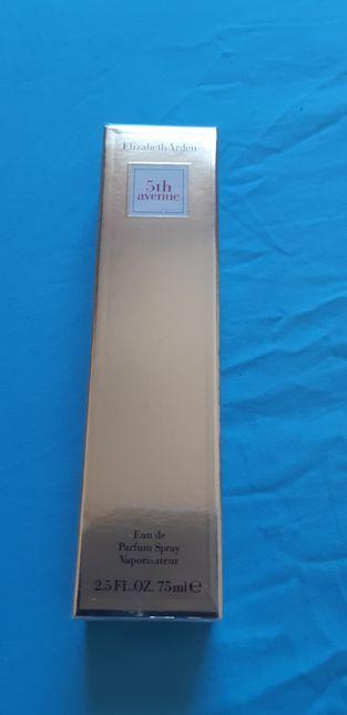 Nowy perfum spray Elizabeth Arden 5th avenue 75ml folia