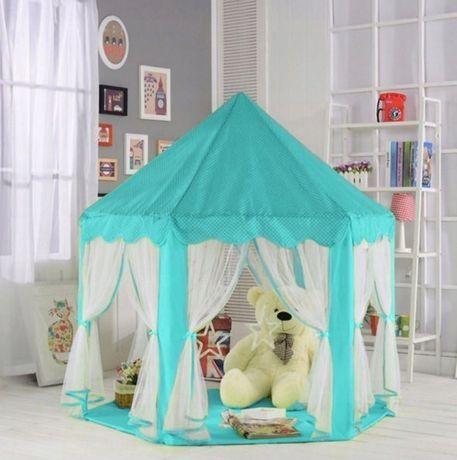 Детская палатка игровая, дитячий намет,домик большой игровой
