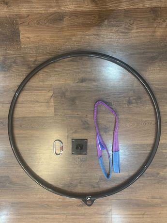 Aerial hoop/ koło cyrkowe