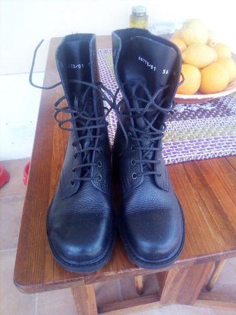 botas da tropa 36