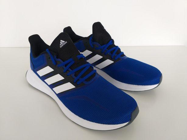 Buty męskie Adidas Runfalcon w rozmiarze 45 1/3 NOWE
