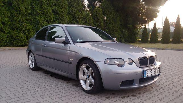BMW E46 Compact 316ti M-pakiet