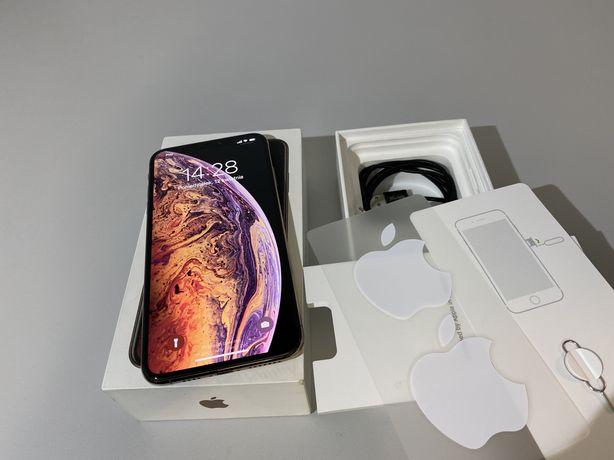 iPhone Xs Max 64Gb Gold Złoty bdb stan 96% baterii !!