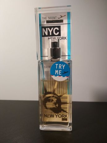 Niszowe perfumy The Scent of Departure - New York