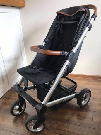 Wózek Mutsy Nexo czarny