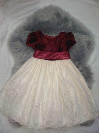 Платье нарядное Cinderella Америка 3-5 лет