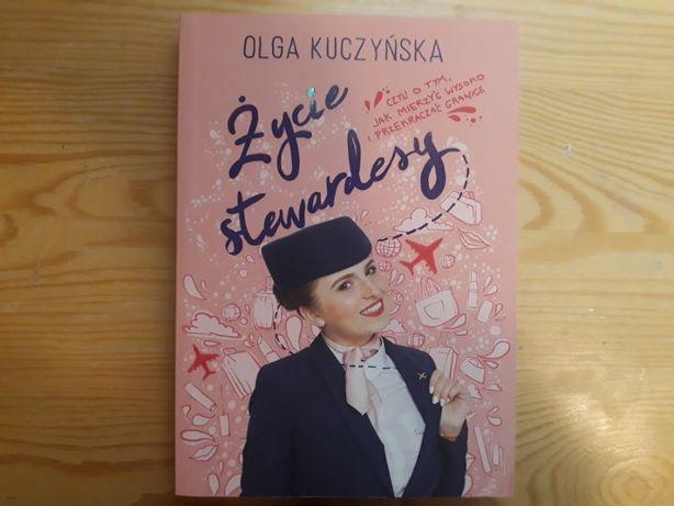 Źycie stewardesy - Olga Kuczyńska