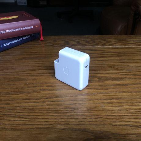 Apple Power Adapter 61W, ОРИГИНАЛЬНЫЙ, НЕ ОЕМ копия