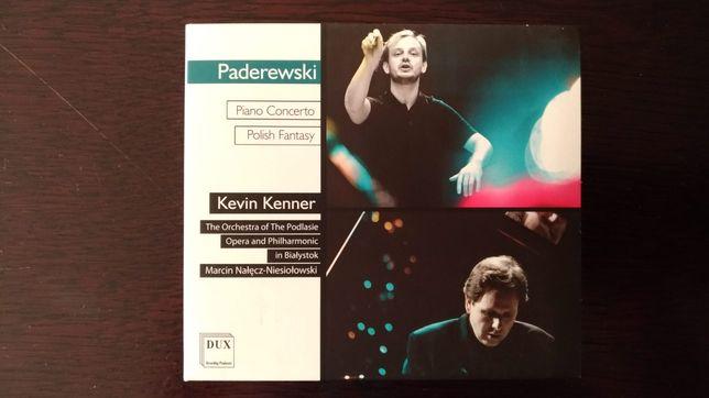 Paderewski: Piano Concerto i Polish Fantasy