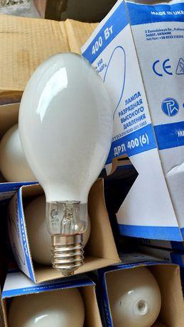 Лампа разрядная высокого давления ДРЛ 400(6)