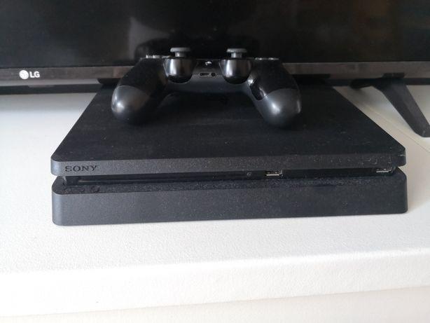 Konsola playstation 4 wersja slim dysk 1 TB