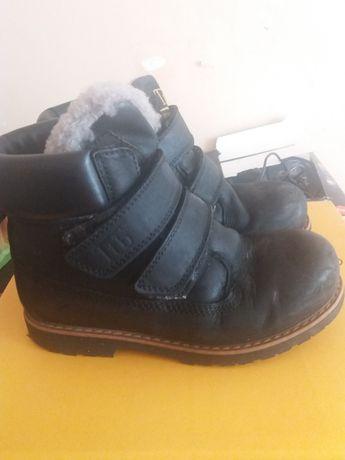 Зимові черевики для хлопця