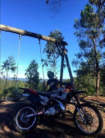 Yamaha dtr 125cc 16.9kw