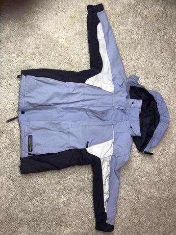Куртка зимова-лижня 7-9років