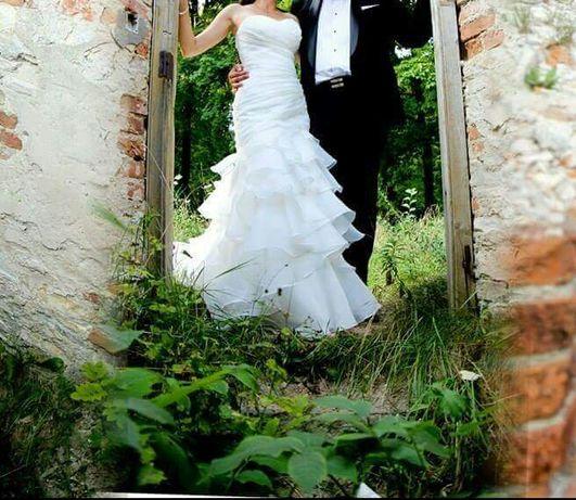 Suknia ślubna Berta Bridal