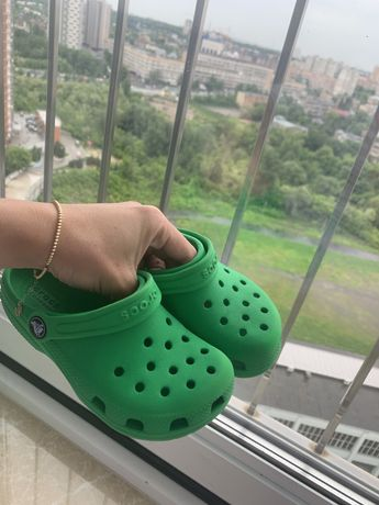 Crocs 12 размер на мальчика кроксы оригинал
