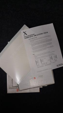 Papel Film Autocolante A4 Xerox Laser (pacote 50 uni) (novo)