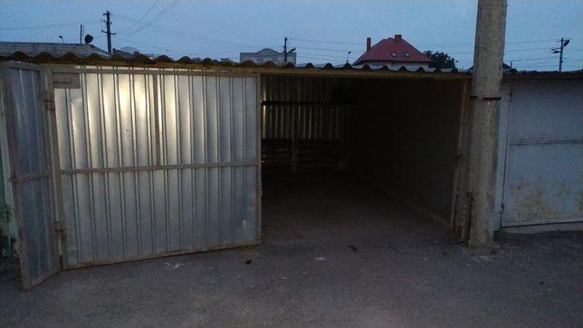 Продам гараж, место на охр. стоянке 4 Добровольского угол Кишинёвская