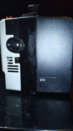 Projetor de filmes antigo Revue Lux sound 40