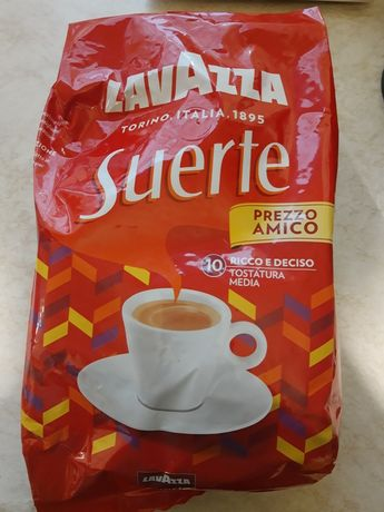 Kawa ziarnista Lavazza