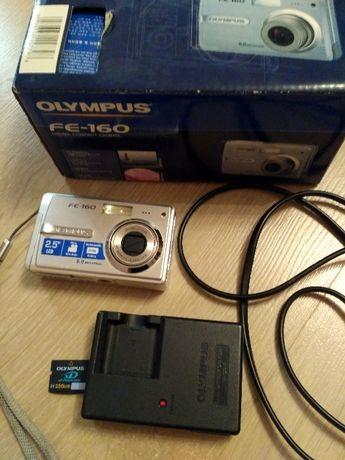 продам фотоапарат OLYMPUS FE-160