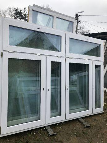 Okna używane 234 x 176