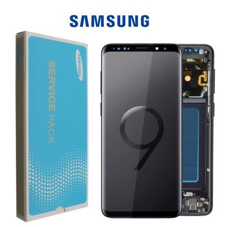 Дисплей Samsung Galaxy s9 g960 с сенсором в рамке G960F модуль origina