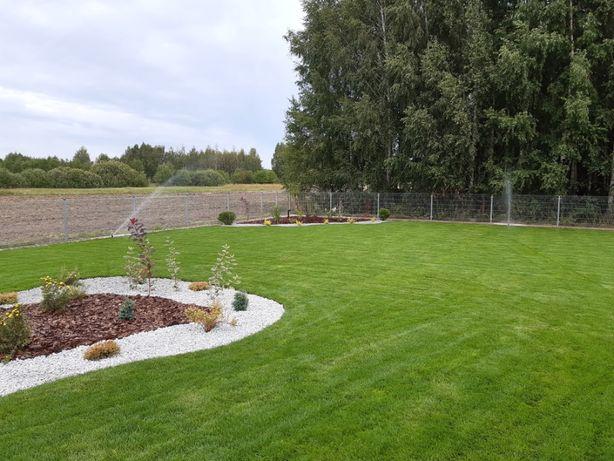 Automatyczny system nawadniania, podlewanie ogrodu, Hunter, Rain Bird