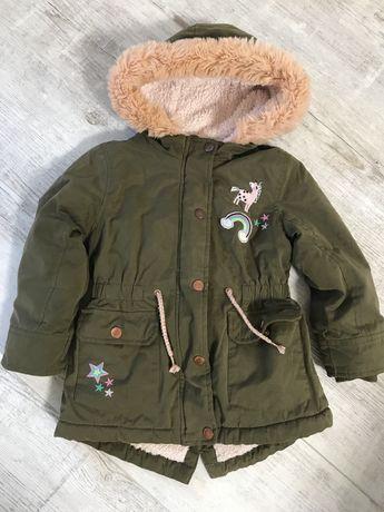 Продам парку куртку George Джордж 3-4 года