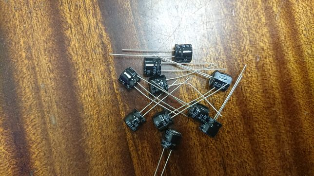 Конденсаторы электролитические 220uF 16V 8x7.7mm