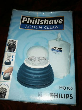 Очеститель головки для бритвы Philips