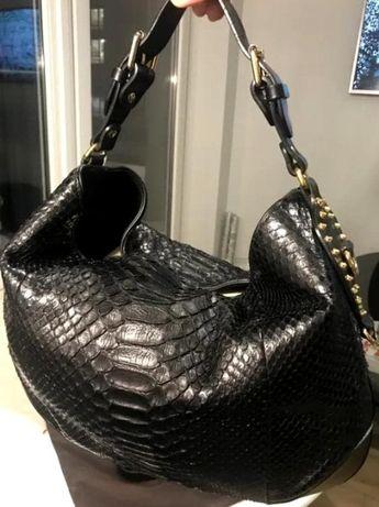 Torba Gucci Oryginalna Python