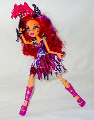 Monster High lalka Toralei Cyrk de Szyk