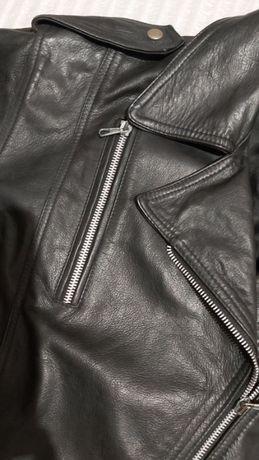 Куртка-косуха , натуральная кожа