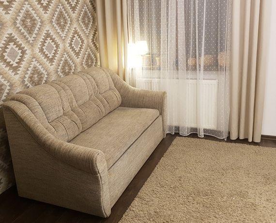 Kanapa ,sofa rozkładana 3 osobowa+ fotel