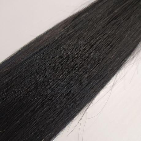 Натуральные волосы 40 см 90 грамм. Славянка
