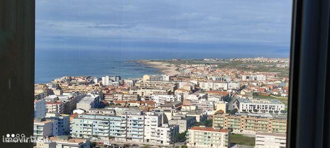 Arrenda-se t2 renovado espetaculares vistas panoramicas 26º andar