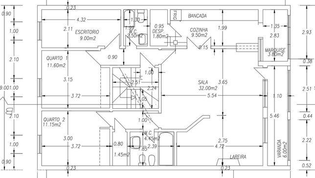 Portalegre T3-1º C/piso Superior em Duplex-Boa Oportunidade