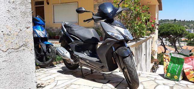 Moto Scooter KYMCO Agility 125cc