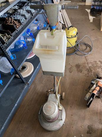 Машинка для миття бруківки плитки/ шліфовки паркету