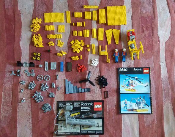Sets LEGO Technic 8640 + 8700 + 8855
