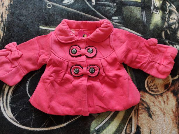Пальто, куртка,верхняя одежда детская
